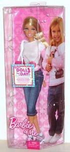 バービー バービー人形 【送料無料】Barbie and Me Doll in Blue Jeansバービー バービー人形