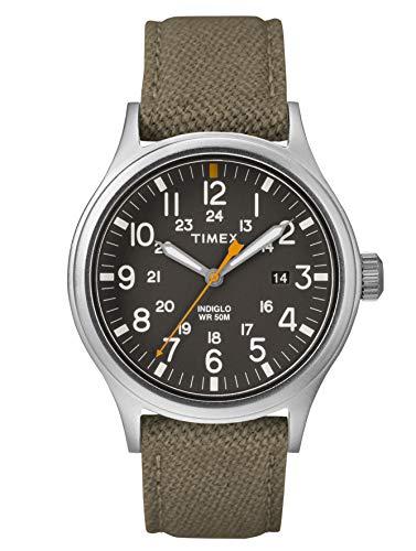 腕時計 タイメックス メンズ 【送料無料】TIMEX - Allied Men Fabric Green Watch - TW2R46300腕時計 タイメックス メンズ