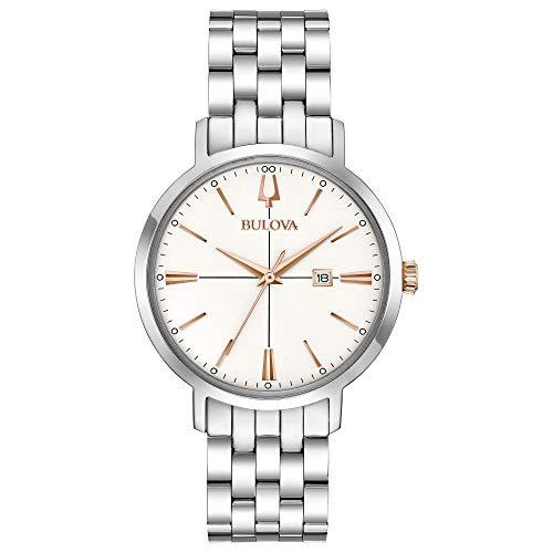 ブローバ 腕時計 レディース 【送料無料】Bulova Dress Watch (Model: 98M130)ブローバ 腕時計 レディース
