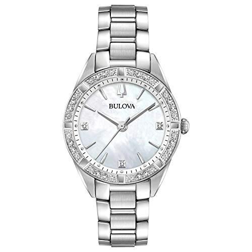 ブローバ 腕時計 レディース 【送料無料】Bulova Dress Watch (Model: 96R228)ブローバ 腕時計 レディース