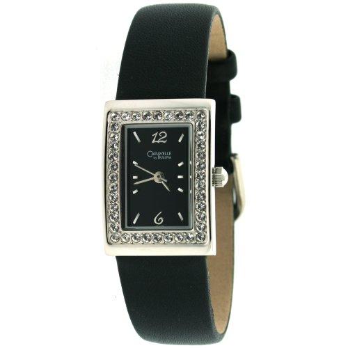 ブローバ 腕時計 レディース 【送料無料】43L67 Caravelle Watchブローバ 腕時計 レディース