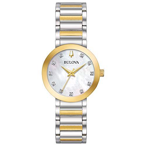ブローバ 腕時計 レディース 【送料無料】Bulova Dress Watch (Model: 98P180)ブローバ 腕時計 レディース