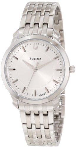 """ブローバ 腕時計 レディース 【送料無料】Bulova Women""""s 96L158 Classic Round Bracelet Watchブローバ 腕時計 レディース"""
