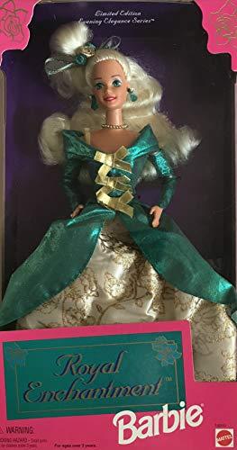 バービー バービー人形 日本未発売 Barbie Limited Edition Royal Enchantment Doll Evening Elegance Series (1995)バービー バービー人形 日本未発売