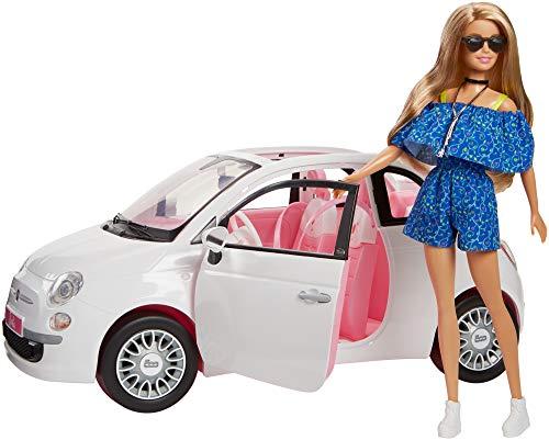 バービー バービー人形 日本未発売 プレイセット アクセサリ Barbie Doll Car Fiat Multi-Coloured (Mattel Spain fvr07)バービー バービー人形 日本未発売 プレイセット アクセサリ