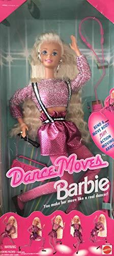 バービー バービー人形 日本未発売 Barbie Dance Moves Doll w Bend & Move Body + Action Moving ARMS! Make Her Dance! (1994)バービー バービー人形 日本未発売
