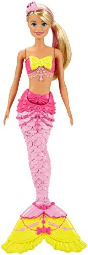 無料ラッピングでプレゼントや贈り物にも 逆輸入並行輸入送料込 バービー 返品送料無料 バービー人形 ファンタジー 人魚 宅配便送料無料 マーメイド Dreamtopia Toy 送料無料 Mattel Dollバービー Barbie Mermaid