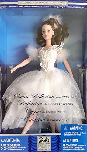 バービー バービー人形 日本未発売 Barbie Collectibles SWAN Ballerina Doll from Swan Lake Collector Edition (2001)バービー バービー人形 日本未発売