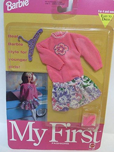 バービー バービー人形 着せ替え 衣装 ドレス Barbie My First Fashions 1992 Issueバービー バービー人形 着せ替え 衣装 ドレス