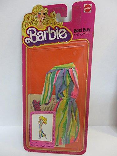 バービー バービー人形 着せ替え 衣装 ドレス Barbie Best Buy Fashions Vintage 1987 Issueバービー バービー人形 着せ替え 衣装 ドレス