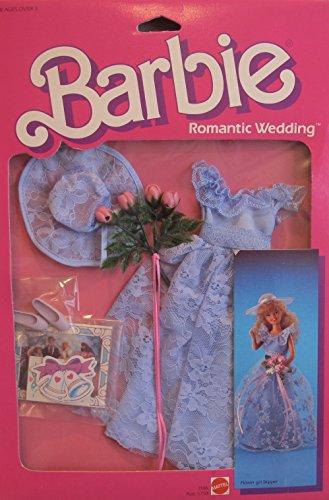 バービー バービー人形 着せ替え 衣装 ドレス Barbie SKIPPER Outfit ROMANTIC WEDDING FASHIONS w BLUE LACE Clothes OUTFIT & ACCESSORIES (1986 Mattel Hawthorne)バービー バービー人形 着せ替え 衣装 ドレス
