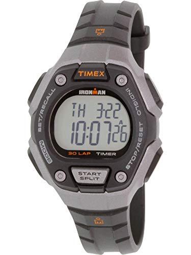 タイメックス 腕時計 メンズ 【送料無料】Timex Women's Ironman TW5K89200 Black Rubber Quartz Sport Watchタイメックス 腕時計 メンズ