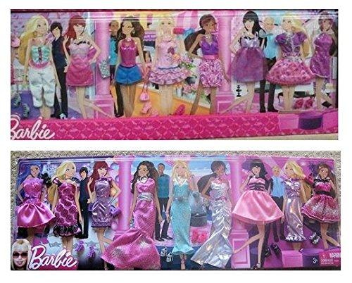 バービー バービー人形 着せ替え 衣装 ドレス Barbie Clothes Ultimate Daytime and Nighttime Doll Fashions with Accessories Mix & Match 18 Setsバービー バービー人形 着せ替え 衣装 ドレス