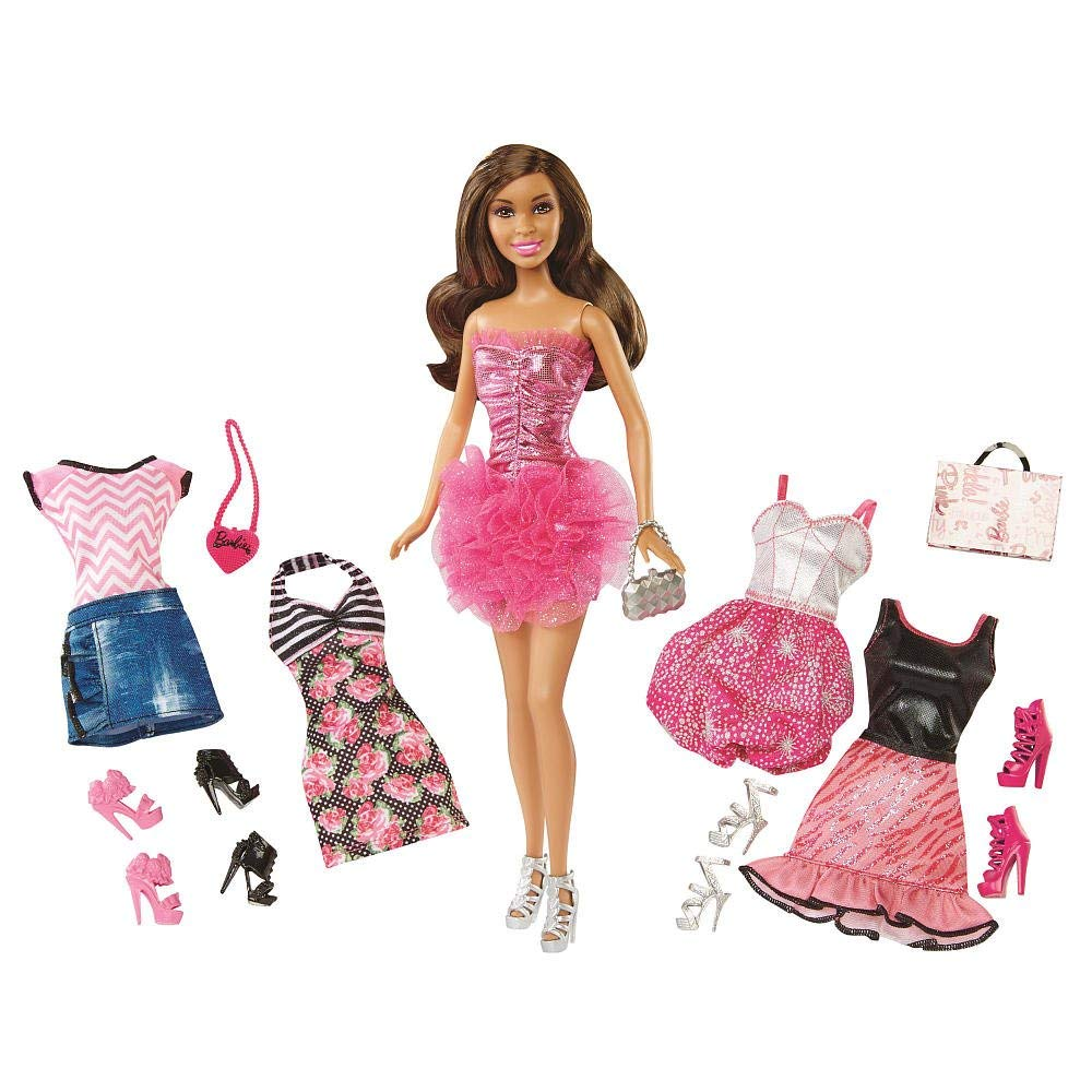 バービー バービー人形 日本未発売 Barbie Doll and Fashion Doll Gift Set - Nikkiバービー バービー人形 日本未発売