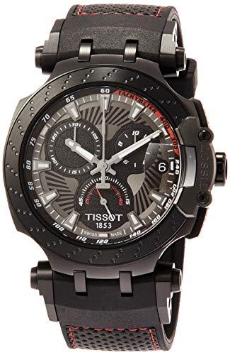 ティソ 腕時計 メンズ 【送料無料】Tissot T115.417.37.061.04 T-Race MotoGP 2018 Special Edition Men's Watchティソ 腕時計 メンズ