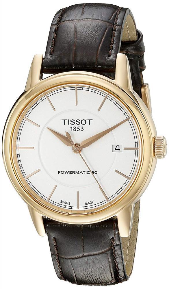 腕時計 ティソ メンズ 【送料無料】Tissot Men's T0854073601100 Analog Display Swiss Automatic Black Watch腕時計 ティソ メンズ