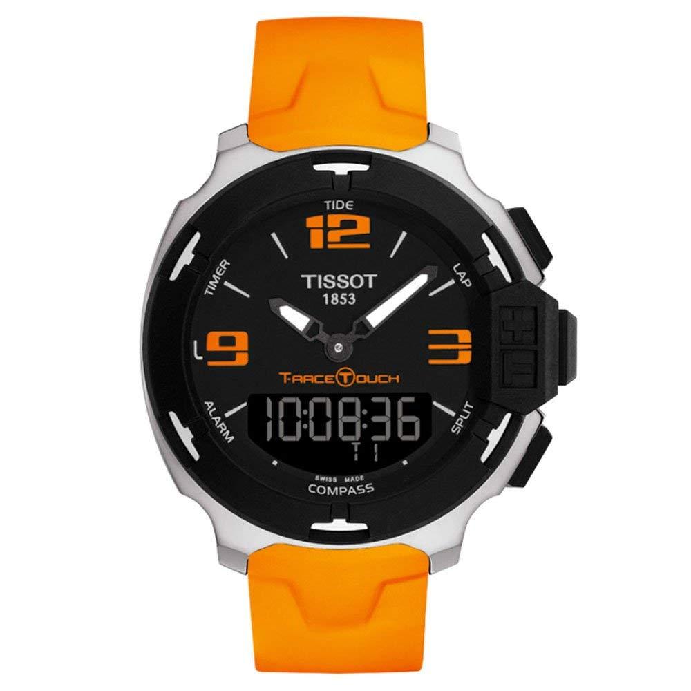 ティソ 腕時計 メンズ 【送料無料】Tissot T-Race T-Touch Mens Watch T081.420.17.057.02ティソ 腕時計 メンズ