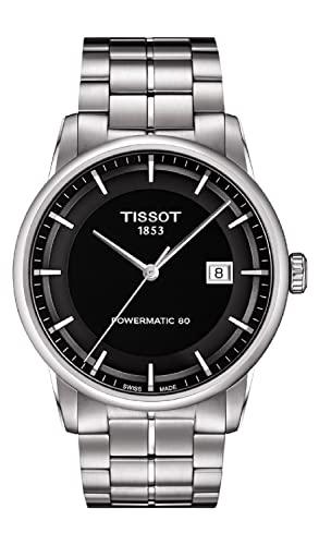 ティソ 腕時計 メンズ 【送料無料】Tissot Luxury Automatic T0864071105100 Mens Watchティソ 腕時計 メンズ
