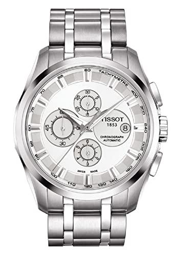 ティソ 腕時計 メンズ 【送料無料】Tissot Mens Automatic Couturier Watch T035.627.11.031.00ティソ 腕時計 メンズ