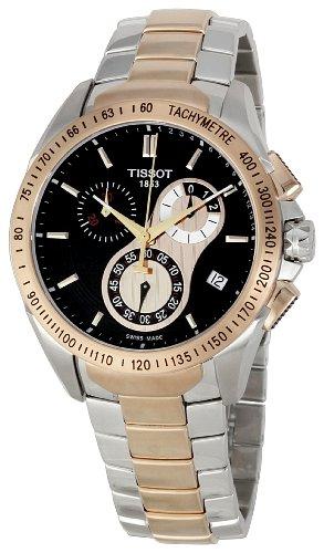 """ティソ 腕時計 メンズ 【送料無料】Tissot Men""""s T0244172205100 Veloci-T Chronograph Watchティソ 腕時計 メンズ"""