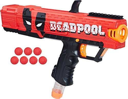ナーフライバル アメリカ 直輸入 リフィル 銃鉄砲 Nerf Rival Deadpool Apollo XV-700ナーフライバル アメリカ 直輸入 リフィル 銃鉄砲