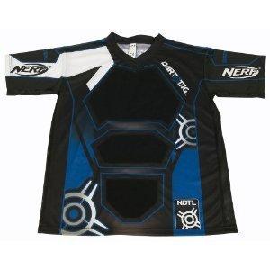 ナーフ メガ ダートタグ アメリカ 直輸入 【送料無料】NERF Dart Tag Official Competition Jersey (L/XL Blue)ナーフ メガ ダートタグ アメリカ 直輸入