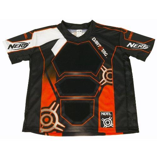 ナーフ メガ ダートタグ アメリカ 直輸入 【送料無料】NERF DART TAG Official Competition Jersey - Orange (Small/Medium)ナーフ メガ ダートタグ アメリカ 直輸入