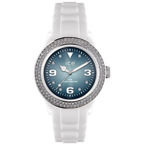 アイスウォッチ 腕時計 レディース かわいい IB.ST.WSH.U.S.11 Ice-Watch Ice-Blue - Stone - White Shine Unisex watch #IB.ST.WSH.U.S.11アイスウォッチ 腕時計 レディース かわいい IB.ST.WSH.U.S.11