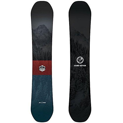 スノーボード ウィンタースポーツ キャンプセブン 2017年モデル2018年モデル多数 Camp Seven 2020 Redwood Men's Snowboard (156 cm)スノーボード ウィンタースポーツ キャンプセブン 2017年モデル2018年モデル多数