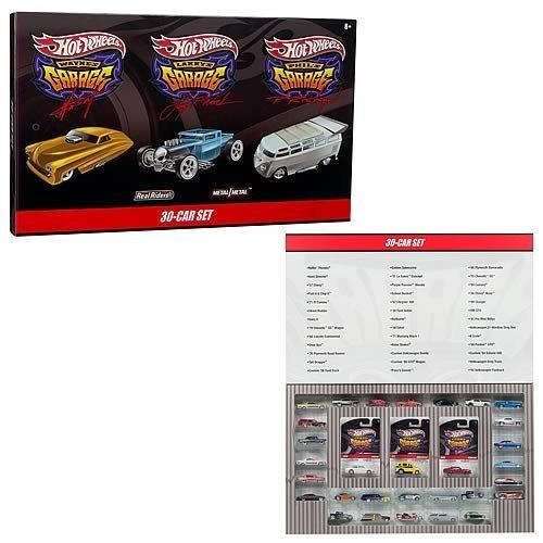 ホットウィール マテル ミニカー ホットウイール R1788 【送料無料】Hot Wheels Garage Collector 30-Car Packホットウィール マテル ミニカー ホットウイール R1788