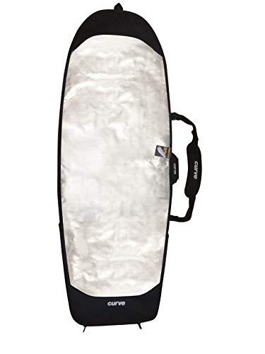 サーフィン ボードケース バックパック マリンスポーツ 【送料無料】Curve New Surfboard Bag Mini Simmons Surfboard Day Cover - Supermodel Retro Size 5'3 to 6'3 (6'3 Retro)サーフィン ボードケース バックパック マリンスポーツ