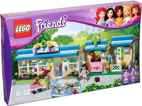 レゴ フレンズ 3188 【送料無料】Lego Friends Heartlake Vetレゴ フレンズ 3188