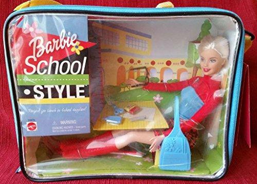 バービー バービー人形 日本未発売 Barbie College Style Doll w Vinyl Carry Case (2001)バービー バービー人形 日本未発売