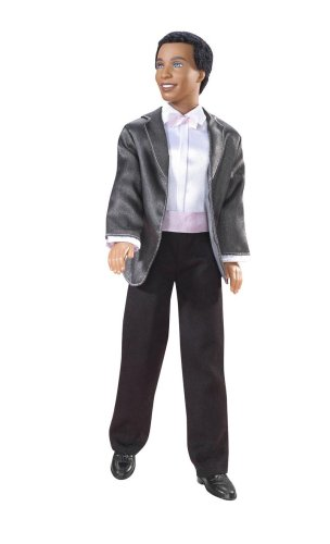 バービー バービー人形 日本未発売 【送料無料】Barbie: The Groom (African American)バービー バービー人形 日本未発売