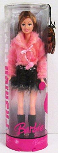 バービー バービー人形 日本未発売 J1413 Fur Pink Jacket Barbie Fashion Fever Dollバービー バービー人形 日本未発売