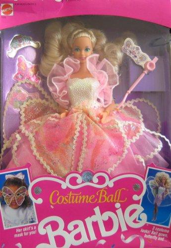 バービー バービー人形 日本未発売 【送料無料】Costume Ball Barbieバービー バービー人形 日本未発売
