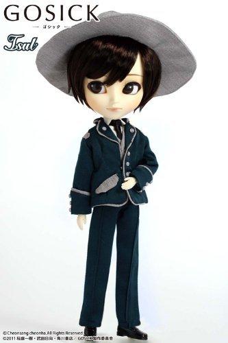 プーリップドール 人形 ドール Pullip Dolls Isul Gosic Kujo Kazuya 11 Fashion Doll by Pullip Dollsプーリップドール 人形 ドール