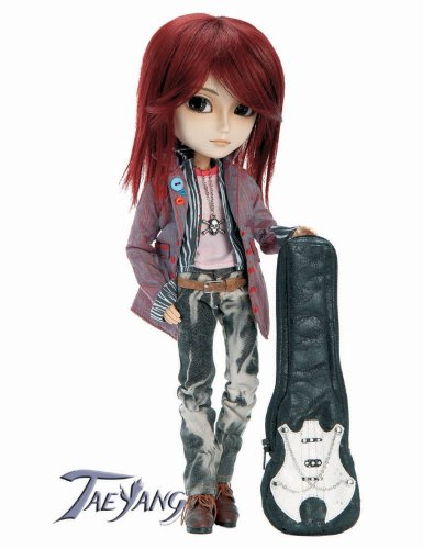 プーリップドール 人形 ドール 【送料無料】Pullip Taeyang F-920 Lead Collectible Fashion Dollプーリップドール 人形 ドール