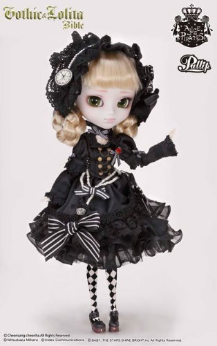 プーリップドール 人形 ドール Jun Planning Groove Inc. Pullip Nella P-050 January 2012 Vinyl Fashion 12