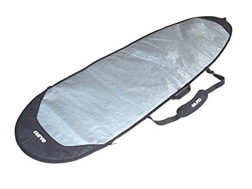 サーフィン ボードケース バックパック マリンスポーツ 【送料無料】Curve Surfboard Bag Day Surfboard Cover - Supermodel Fish/Round Size 5'6 to 7'2 (6'6 Fish)サーフィン ボードケース バックパック マリンスポーツ