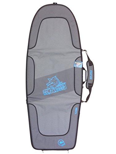 サーフィン ボードケース バックパック マリンスポーツ NEW Surfboard Bag MINI SIMMONS Surfboard Cover - Armourdillo RETRO - by Curve size 5'3 to 6'3 (5'9 Retro)サーフィン ボードケース バックパック マリンスポーツ