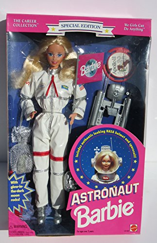 バービー バービー人形 日本未発売 Barbie We Girls Can Do Anything Astronaut Barbie 1994バービー バービー人形 日本未発売 Barbie