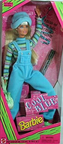 バービー バービー人形 日本未発売 20122 1997 Cool 青 Barbie Dollバービー バービー人形 日本未発売 20122