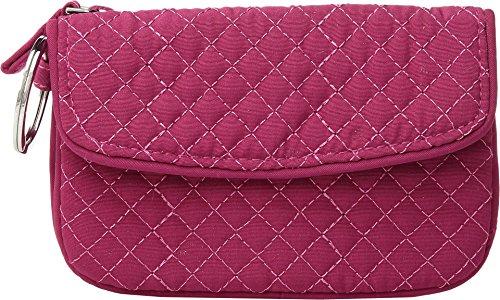 ヴェラブラッドリー パスケース IDケース 定期入れ ベラブラッドリー Vera Bradley Women's Iconic Jen Zip ID Passion Pink One Sizeヴェラブラッドリー パスケース IDケース 定期入れ ベラブラッドリー