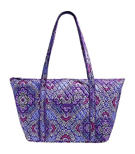 ヴェラブラッドリー パスケース IDケース 定期入れ ベラブラッドリー 【送料無料】Vera Bradley Miller Bag Lilac Tapestry One Sizeヴェラブラッドリー パスケース IDケース 定期入れ ベラブラッドリー