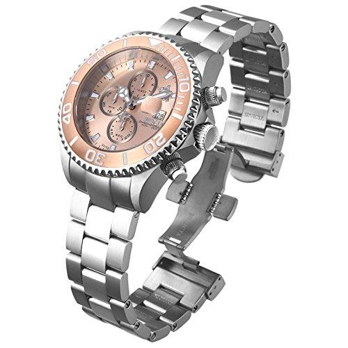 インヴィクタ インビクタ 腕時計 メンズ 【送料無料】Invicta Men's 18003 Sea Base Quartz Multifunction Rose Gold Dial Watchインヴィクタ インビクタ 腕時計 メンズ