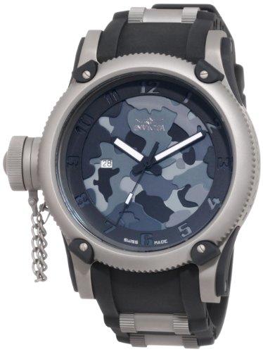 インヴィクタ インビクタ 腕時計 メンズ Invicta Men's 1202 Russian Diver Collection Camo Watchインヴィクタ インビクタ 腕時計 メンズ