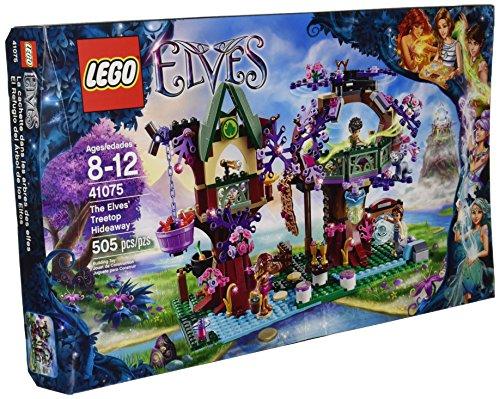 レゴ エルフ 6100709 LEGO Elves The Elves' Treetop Hideaway 41075レゴ エルフ 6100709