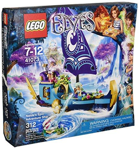 レゴ エルフ 6100705 LEGO Elves Naida's Epic Adventure Ship 41073レゴ エルフ 6100705