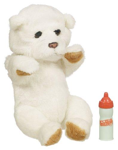 ファーリアルフレンズ ぬいぐるみ 動く 鳴く お世話 【送料無料】FurReal Newborn Polar Bear Cubファーリアルフレンズ ぬいぐるみ 動く 鳴く お世話